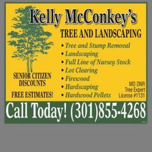 Mcconkey Tree Service Ad