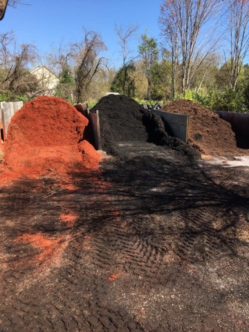 Mulch Available In Calvert County Md